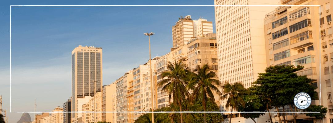 Conheça o melhor do Rio fazendo um voo panorâmico!