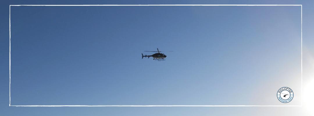 Visite o Rio de Janeiro a bordo de um helicóptero